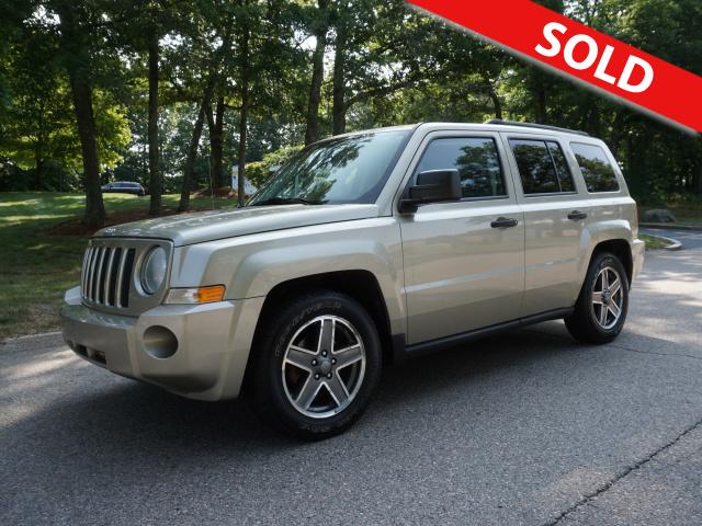 2009 Jeep Patriot  - Classic Auto Sales