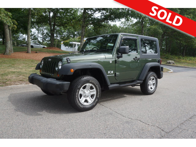 2008 Jeep Wrangler  - Classic Auto Sales