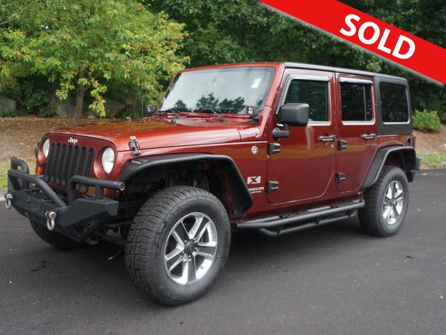 2007 Jeep Wrangler X  - 151835  - Classic Auto Sales