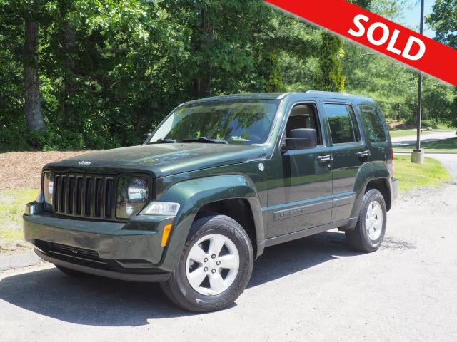 2011 Jeep Liberty  - Classic Auto Sales