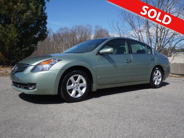 2007 Nissan Altima  - Classic Auto Sales
