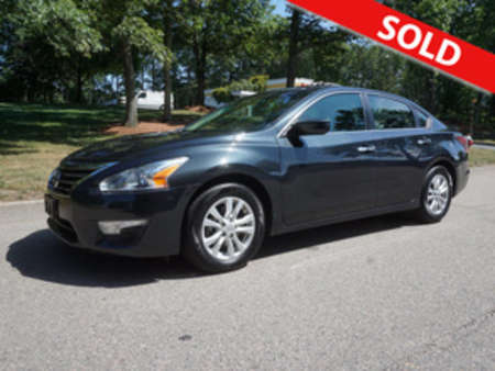 2014 Nissan Altima 2.5 S for Sale  - 232000  - Classic Auto Sales