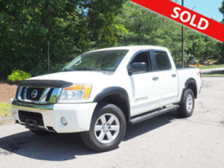2012 Nissan Titan SV for Sale  - W-13646  - Classic Auto Sales