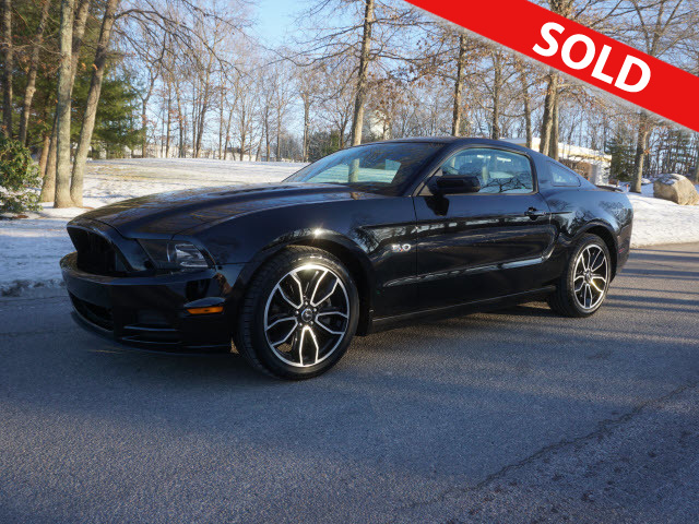 2014 Ford Mustang  - Classic Auto Sales