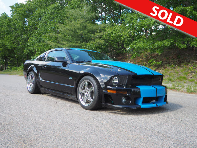 2007 Ford Mustang  - Classic Auto Sales