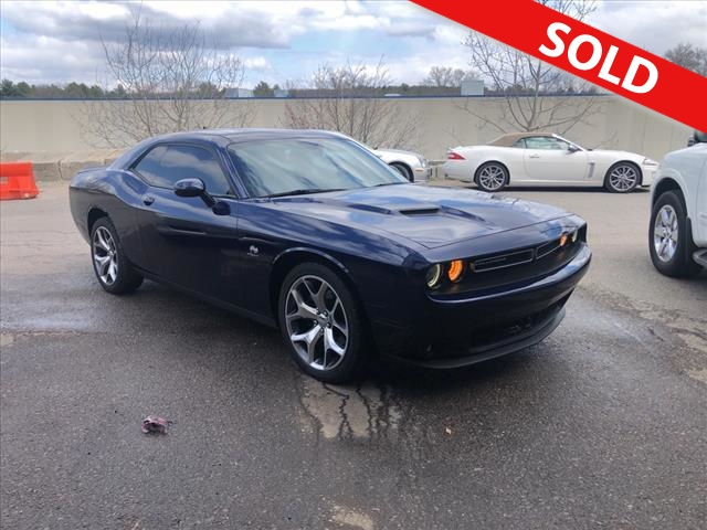 2015 Dodge Challenger  - Classic Auto Sales