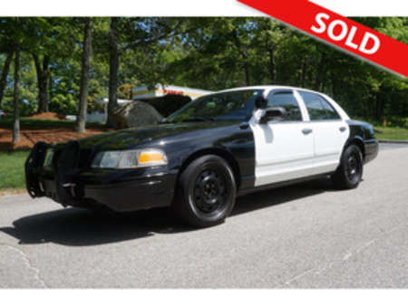 2011 Ford Crown Victoria Police Interceptor for Sale  - W-13364  - Classic Auto Sales