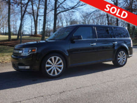 2013 Ford Flex Limited for Sale  - W-13484  - Classic Auto Sales