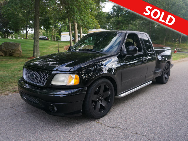 2000 Ford F-150 Harley-Davidson  - A94045  - Classic Auto Sales