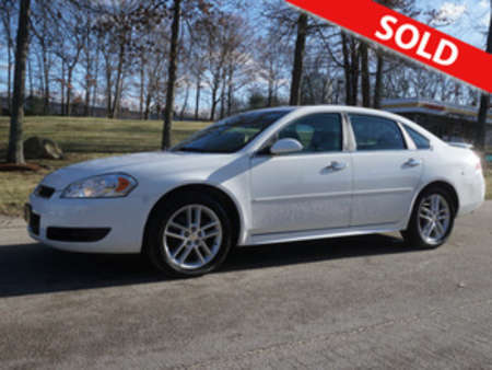 2015 Chevrolet Impala Limited LTZ Fleet for Sale  - 124126  - Classic Auto Sales