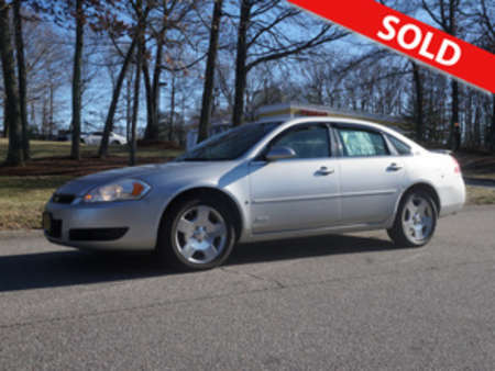 2006 Chevrolet Impala Super Sport for Sale  - W-13372  - Classic Auto Sales