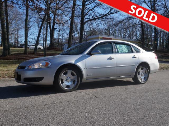 2006 Chevrolet Impala  - Classic Auto Sales