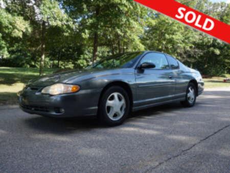 2004 Chevrolet Monte Carlo SS for Sale  - W-13420  - Classic Auto Sales
