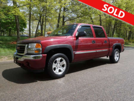 2006 GMC Sierra 1500 SLT for Sale  - W-13634  - Classic Auto Sales