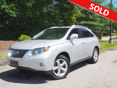 2012 Lexus RX 350 Base for Sale  - W-13654  - Classic Auto Sales