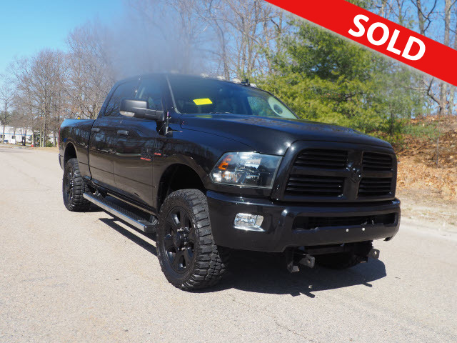 2015 Ram 2500  - Classic Auto Sales