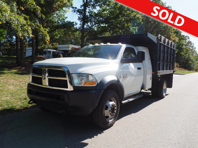 2011 Ram Chassis 5500  - Classic Auto Sales