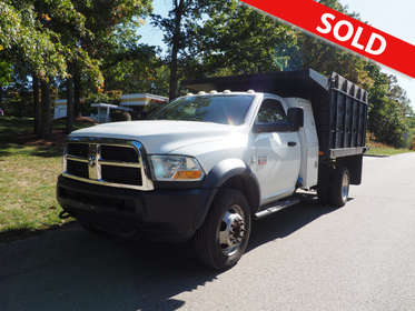 2011 Ram Chassis 5500