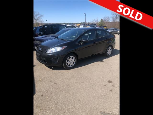 2013 Ford Fiesta S  - DM182748  - Classic Auto Sales