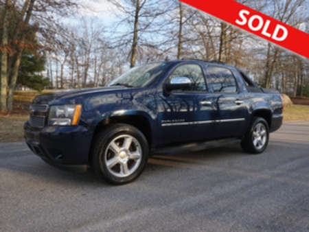 2011 Chevrolet Avalanche LTZ for Sale  - 132955  - Classic Auto Sales
