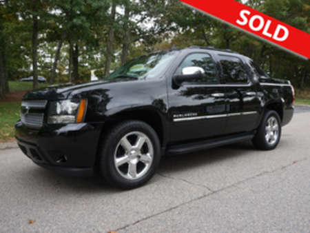 2013 Chevrolet Avalanche LTZ for Sale  - W-13476  - Classic Auto Sales