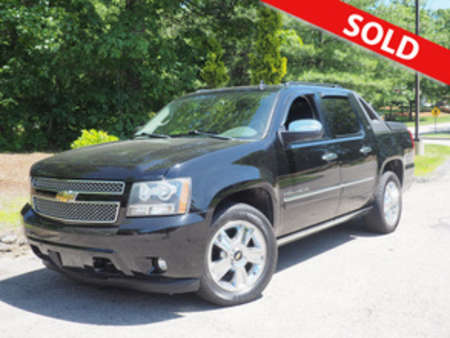 2010 Chevrolet Avalanche LTZ for Sale  - W-13652  - Classic Auto Sales