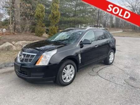 2012 Cadillac SRX Luxury Collection for Sale  - CS629051  - Classic Auto Sales