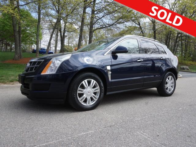 2011 Cadillac SRX  - Classic Auto Sales