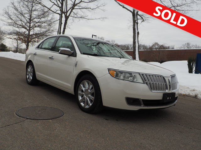 2012 Lincoln MKZ Base  - 824663  - Classic Auto Sales