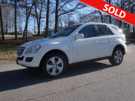 2009 Mercedes-Benz ML320 BlueTEC for Sale  - W-13523  - Classic Auto Sales