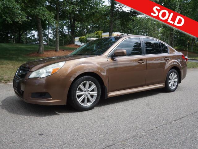 2011 Subaru Legacy  - Classic Auto Sales