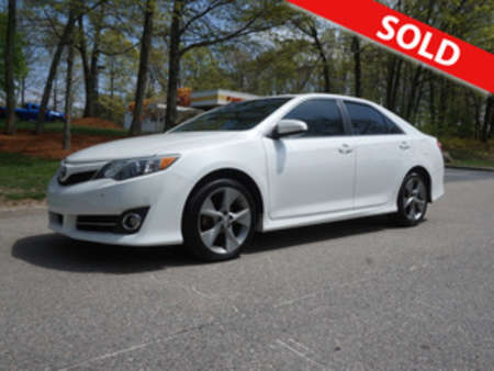 2012 Toyota Camry SE for Sale  - W-13630  - Classic Auto Sales
