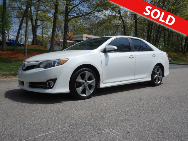 2012 Toyota Camry  - Classic Auto Sales