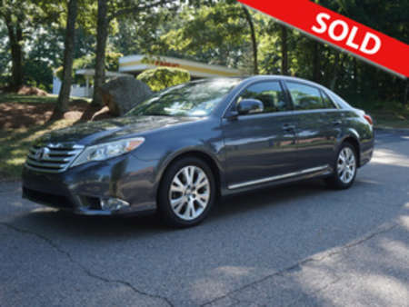 2011 Toyota Avalon Limited for Sale  - W-13434  - Classic Auto Sales