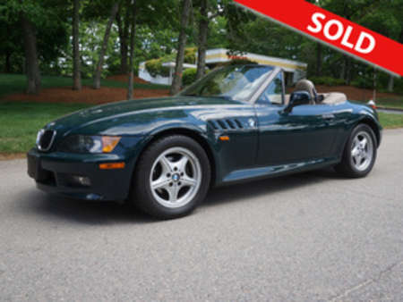 1997 BMW Z3 1.9 for Sale  - W-13661  - Classic Auto Sales