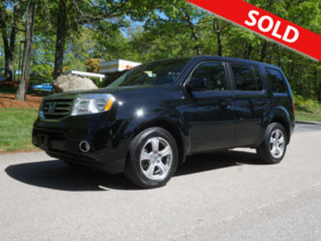 2012 Honda Pilot EX-L for Sale  - W-13621  - Classic Auto Sales