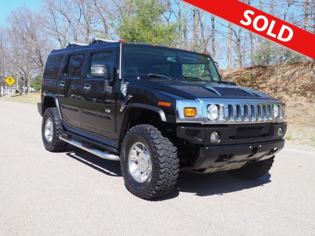 2006 Hummer H2 Base  - 6H112623  - Classic Auto Sales