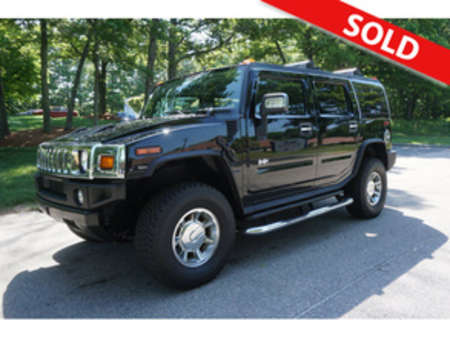 2006 Hummer H2 Base for Sale  - W-13366  - Classic Auto Sales