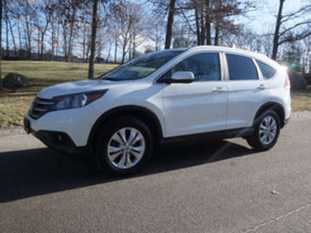 2012 Honda CR-V EX-L w/Navi for Sale  - 058066  - Classic Auto Sales