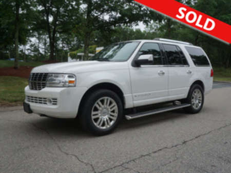 2011 Lincoln Navigator Base for Sale  - J00828  - Classic Auto Sales