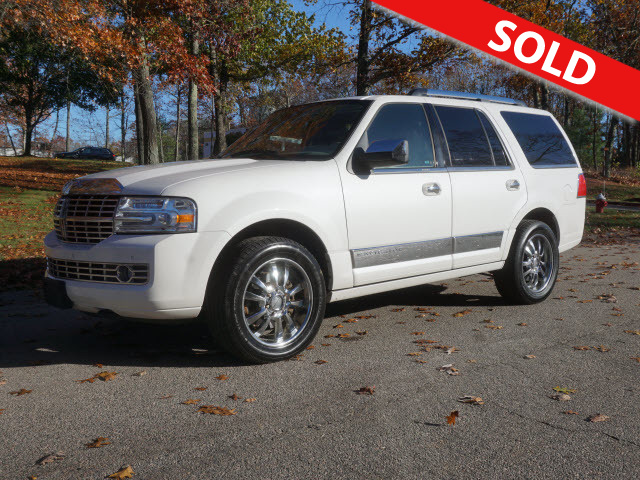 2013 Lincoln Navigator Base  - L00594  - Classic Auto Sales