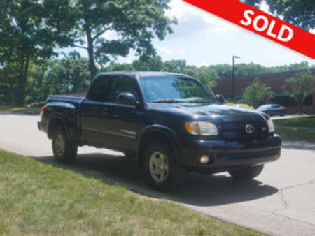 2003 Toyota Tundra Limited for Sale  - 422867  - Classic Auto Sales