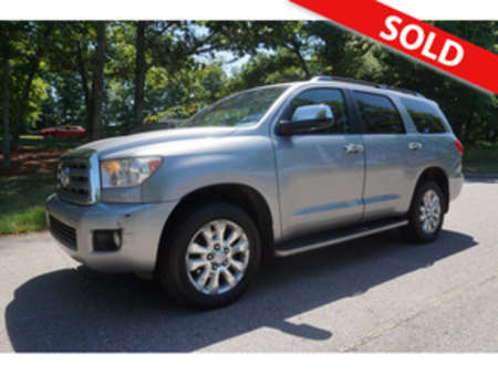 2008 Toyota Sequoia Platinum for Sale  - W13395  - Classic Auto Sales
