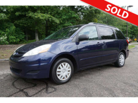 2006 Toyota Sienna LE for Sale  - W-13368  - Classic Auto Sales