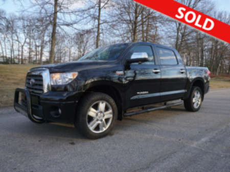 2009 Toyota Tundra Limited for Sale  - W-13552  - Classic Auto Sales