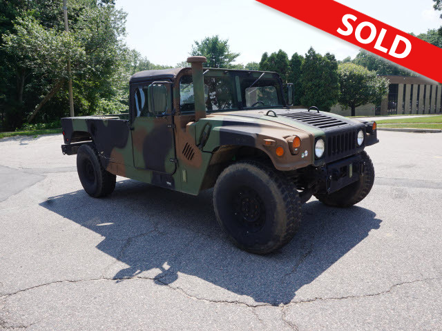 2000 Hummer H1 AM-General Military  - 123421  - Classic Auto Sales