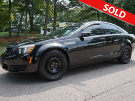 2011 Chevrolet Caprice Police Patrol for Sale  - W-13409  - Classic Auto Sales