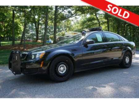 2012 Chevrolet Caprice Police for Sale  - W-13379  - Classic Auto Sales