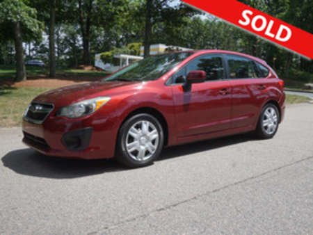 2012 Subaru Impreza  for Sale  - 227615  - Classic Auto Sales
