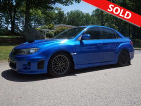 2012 Subaru Impreza WRX Limited for Sale  - W-13688  - Classic Auto Sales